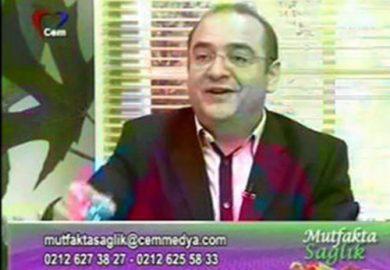 Cem Tv – Mutfak – Op.Dr. Mahmut Akyıldız – 15.12.2011