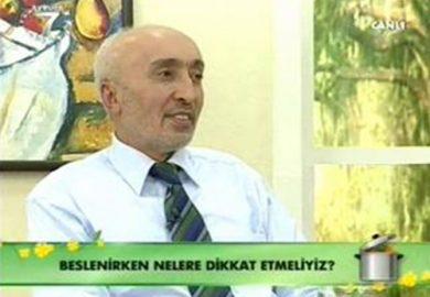 Op. Dr. Mahmut Akyıldız – SERDEM'İN MUTFAĞI – 31/10/2010 (1)