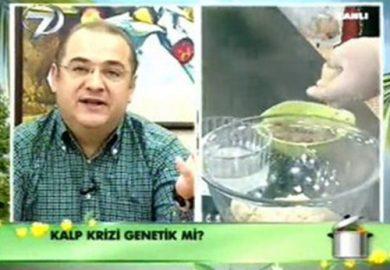 Op. Dr. Mahmut Akyıldız – SERDEM'İN MUTFAĞI – Kanal 7 (2)