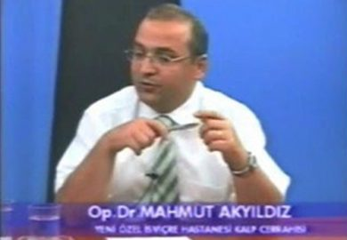 Çay Tv – Op. Dr. Mahmut Akyıldız – 26.08.2002 – Bölüm 2