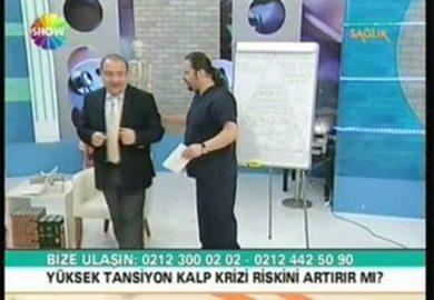 Show Tv – Herkes İçin Sağlık – 24.11.2010 (Bölüm – 1)