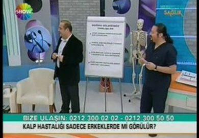 Show Tv – Herkes İçin Sağlık – 10.12.2010