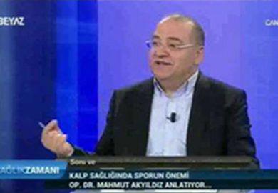 Op.Dr. Mahmut AKYILDIZ – Beyaz Tv – Sağlık Zamanı 08.05.2016