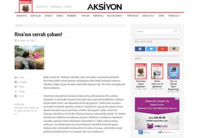 Aksiyon Haftalık Haber Dergisi / Riva'nın Cerrah Çobanı! (12.12.2011)
